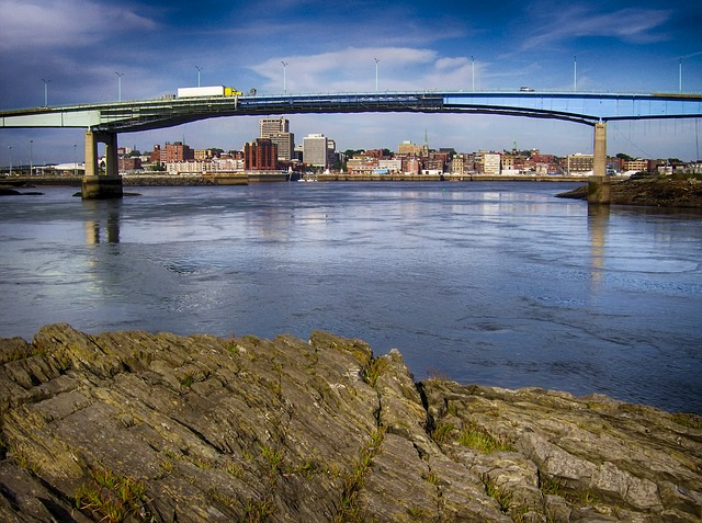 New Brunswick - Image by David Mark from Pixabay