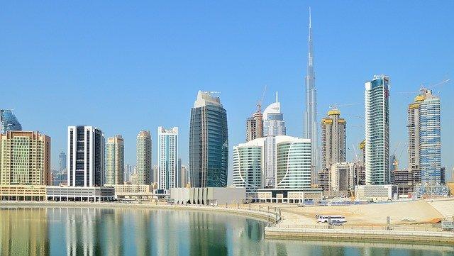 Dubai - Image by Paule_Knete from Pixabay