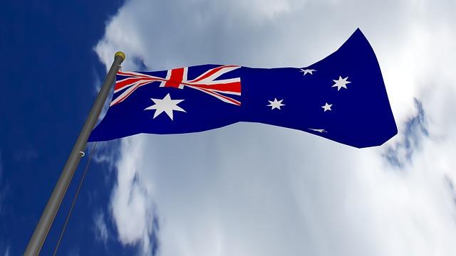 Australia Flag - Pixabay