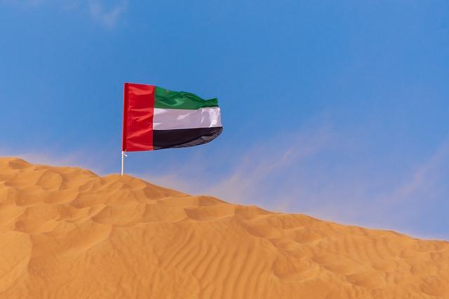 Dubai - Image by Jeff Kingma from Pixabay