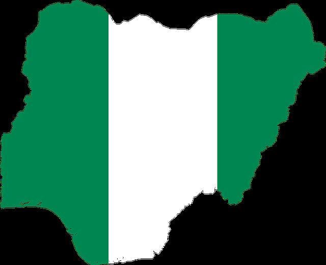 Nigeria Flag (Two)