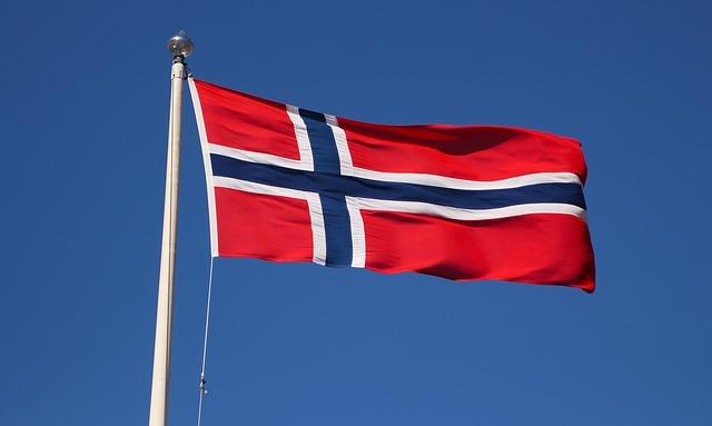 Norway Flag (Main)